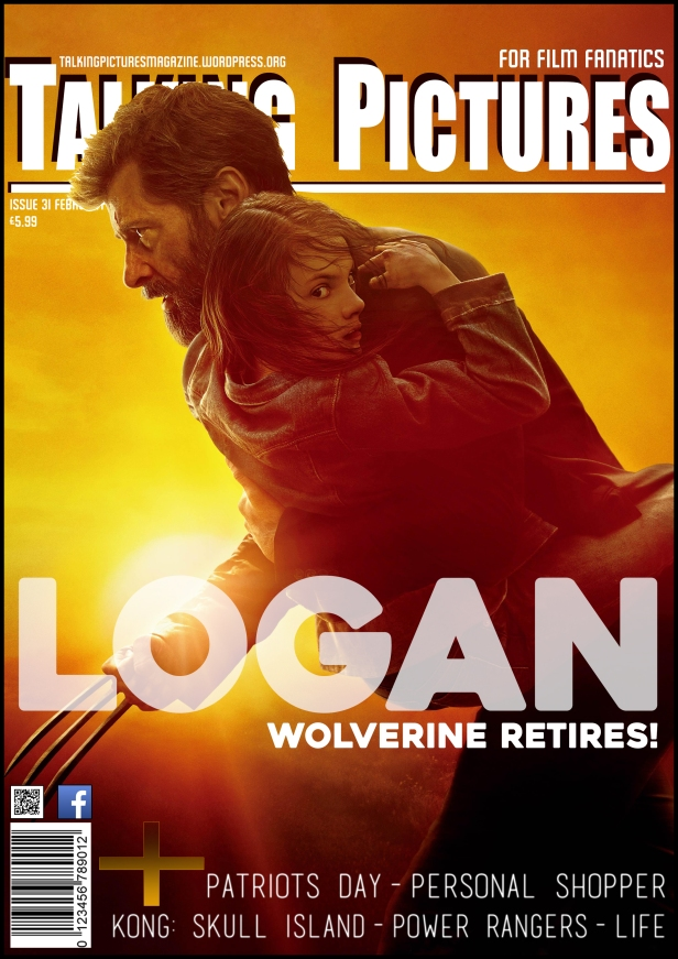 Issue 31 - Logan Issue